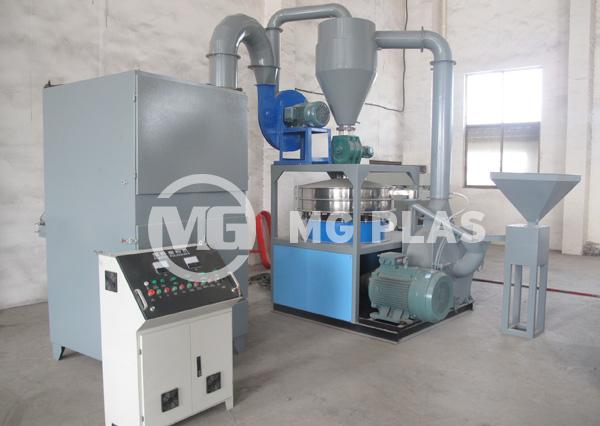 Disc Type Pplastic Milling Machine