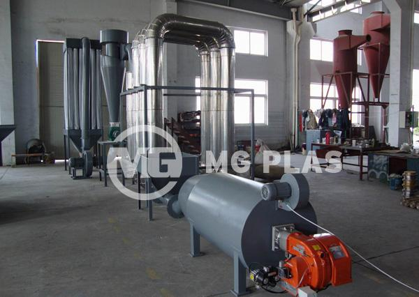 Wood Powder Drying Machine