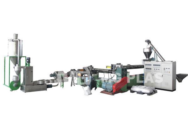Plastic Granulating Line