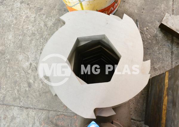 Plastic Film Shredder