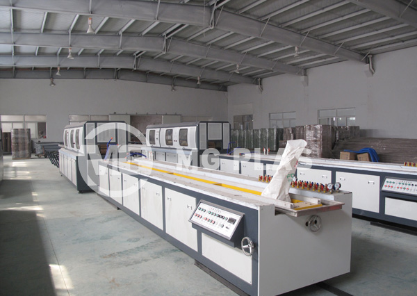 WPC Production Line