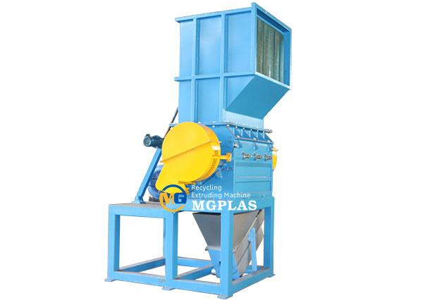 PET bottle crusher machine 200~1200kg per hour