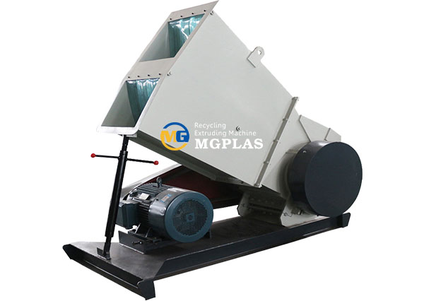 good quality plastic corrugated pipe crusher machine